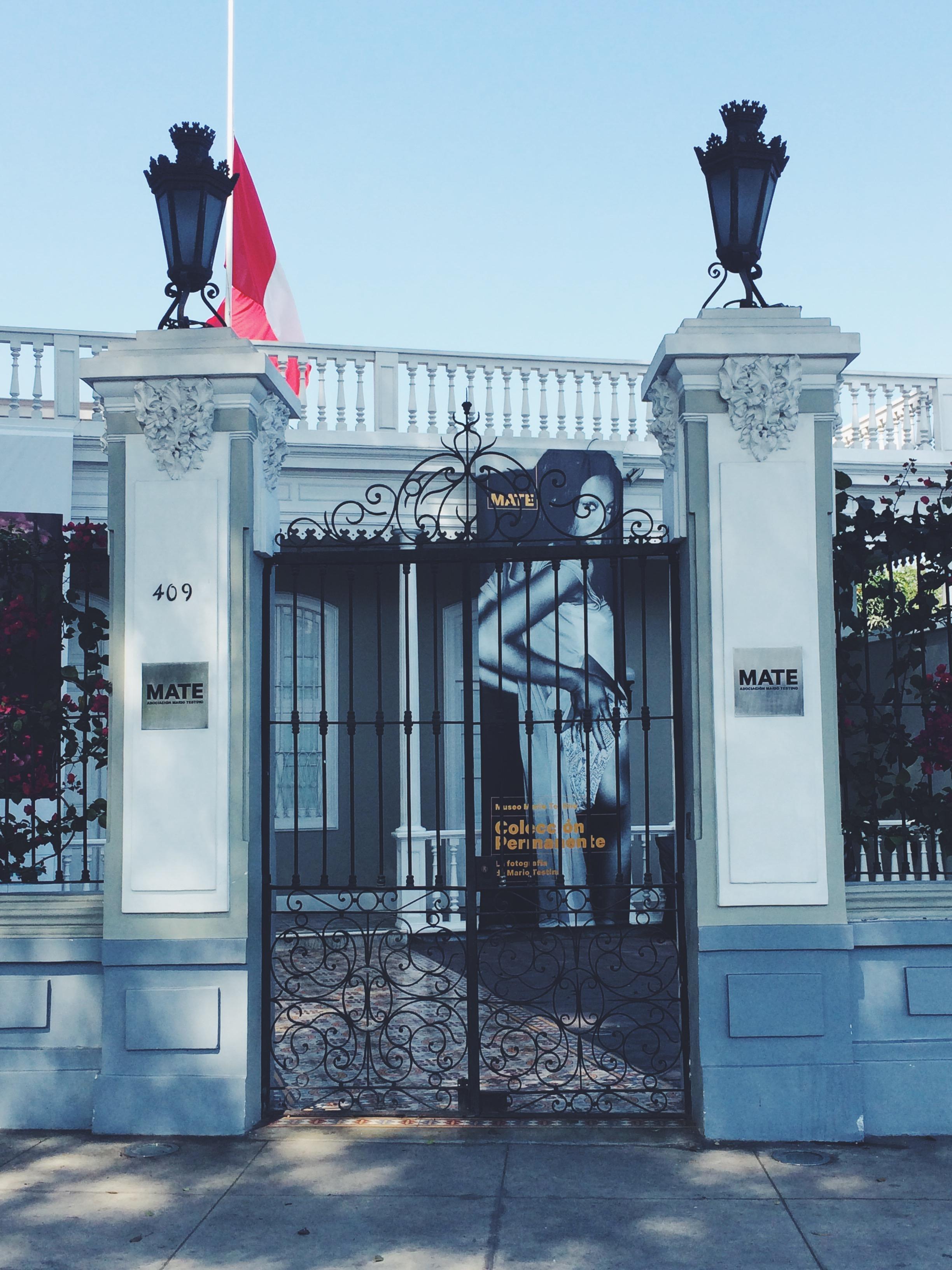 MARIO TESTINO MUSEUM, BARRANCO