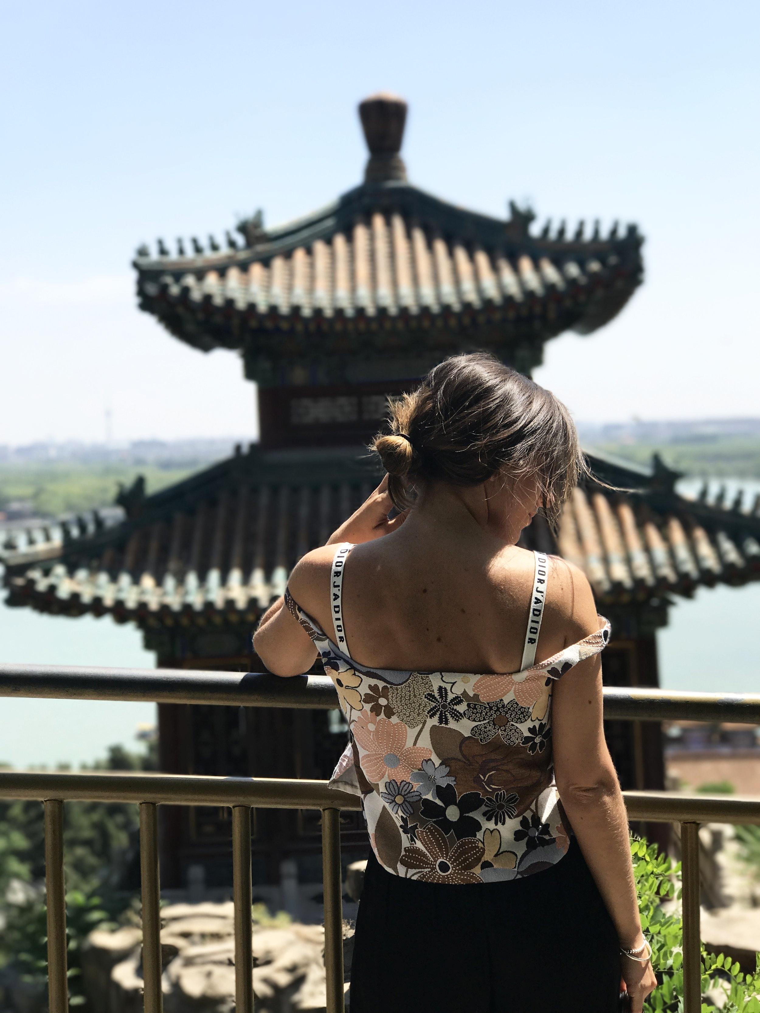 Xiè Xiè Beijing - You were a pleasure in all senses.