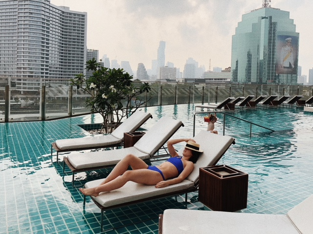 Millenium Hilton Bangkok - An Oasis in a hustling city