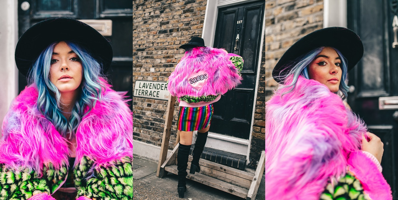 The faux fur jackets have always been the most popular but I'm working on some super cute colourful sequin dresses for Autumn.