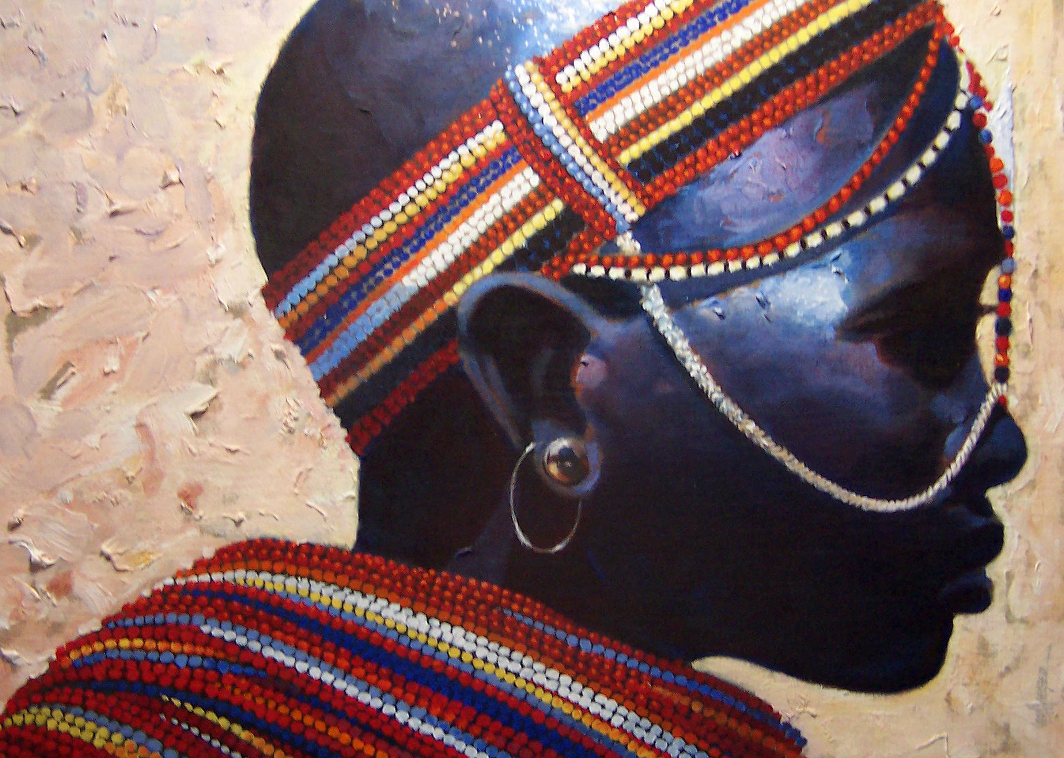 kenya - the women of africa