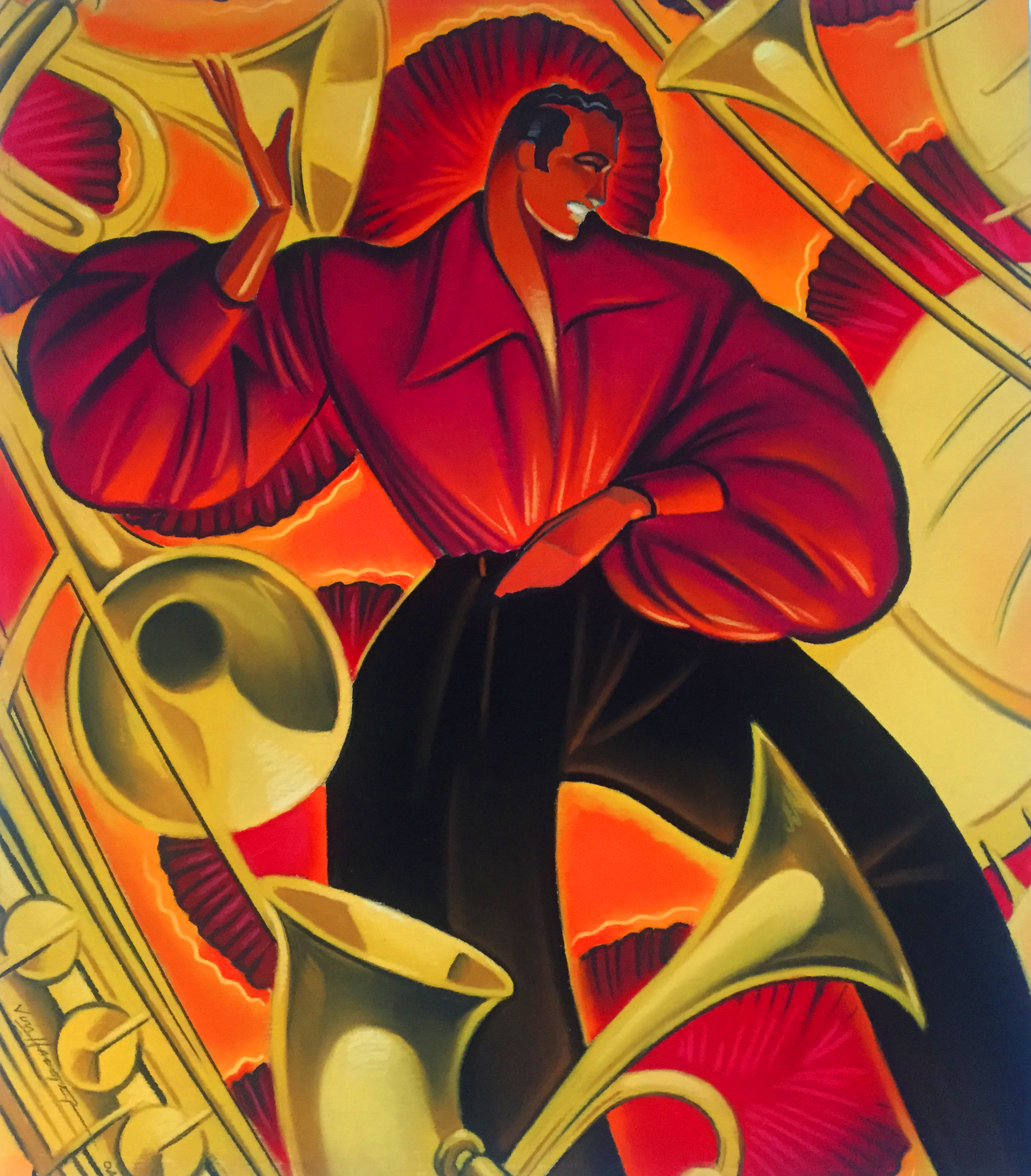 flamenco brass
