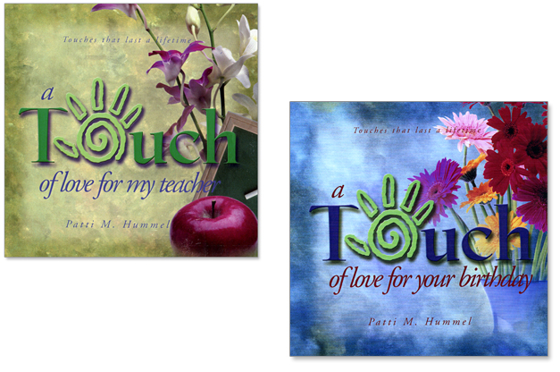 gift book series graphics