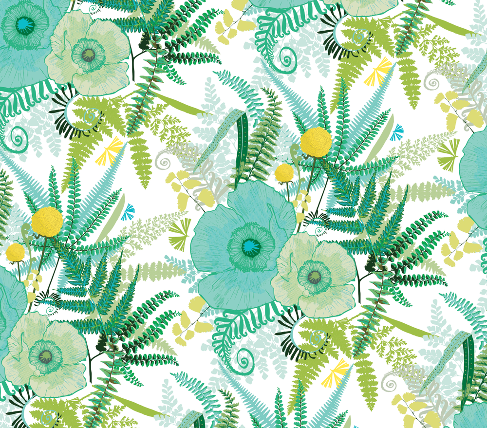 custom+design+surface+pattern+flowers+floral+poppies+poppy+ferns+nonna+design+illustration.png