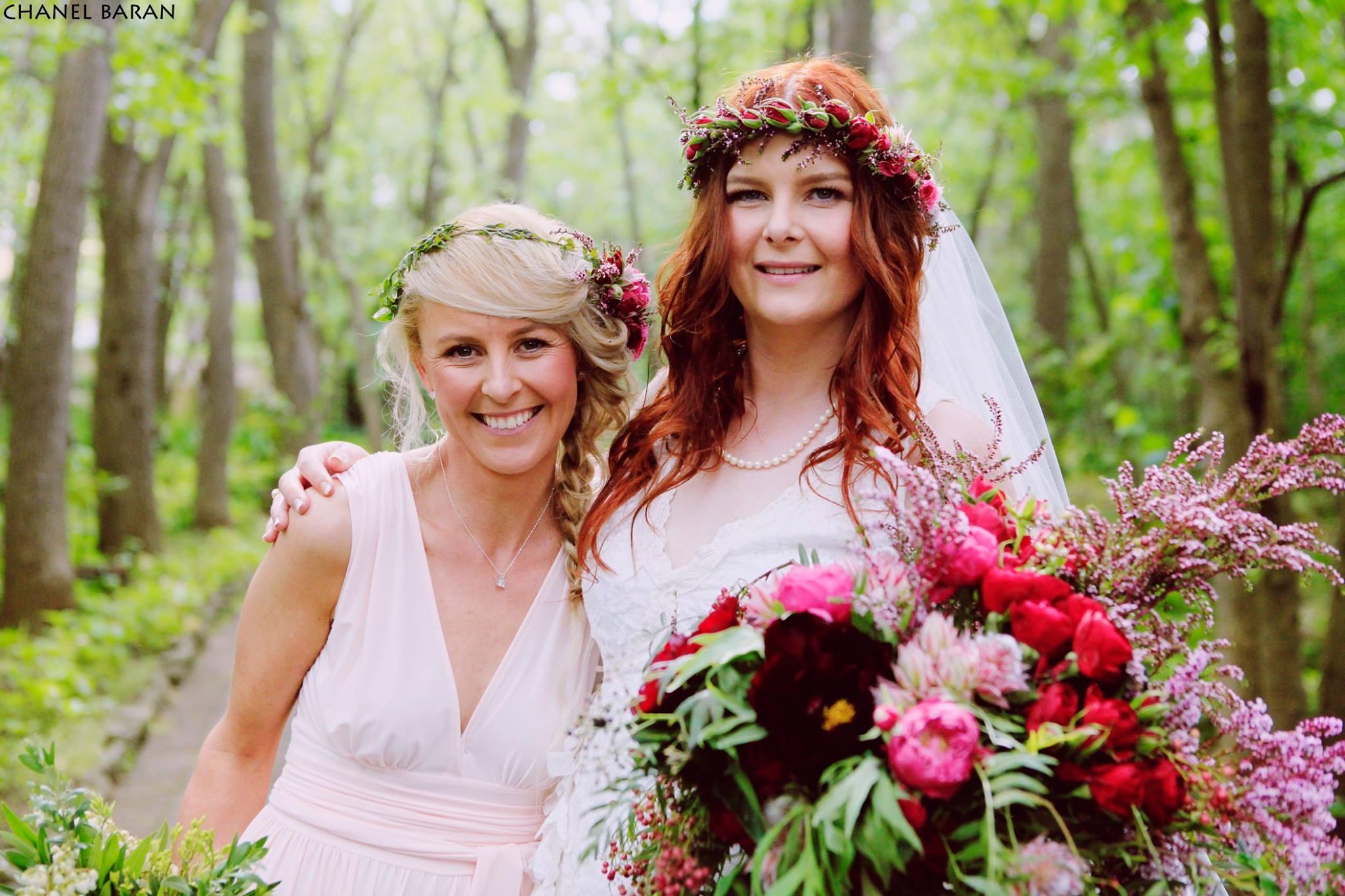 Barossa wedding ceremony