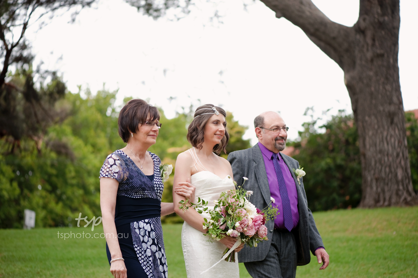 Kim and Will on Ceremonies by Camille wedding blog