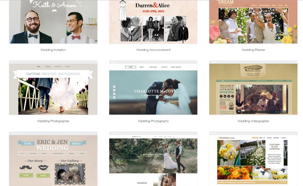 wedsites - why you need one by Ceremonies by Camille