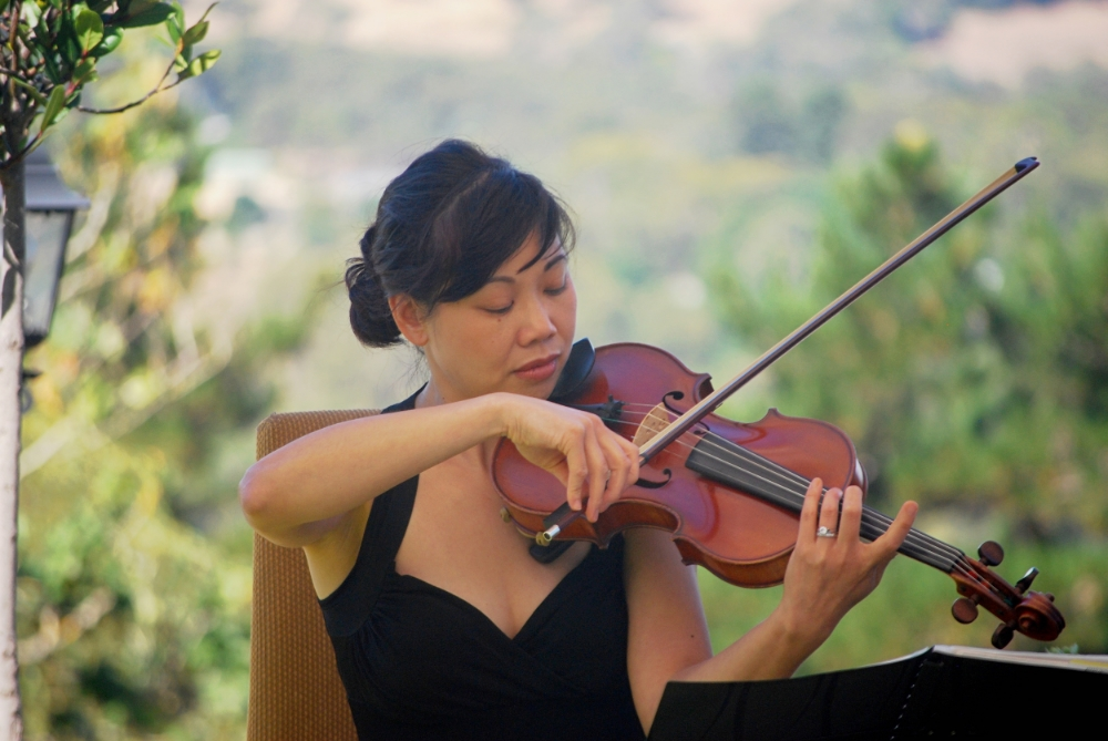 Amicus Strings interview - Ceremonies by Camille