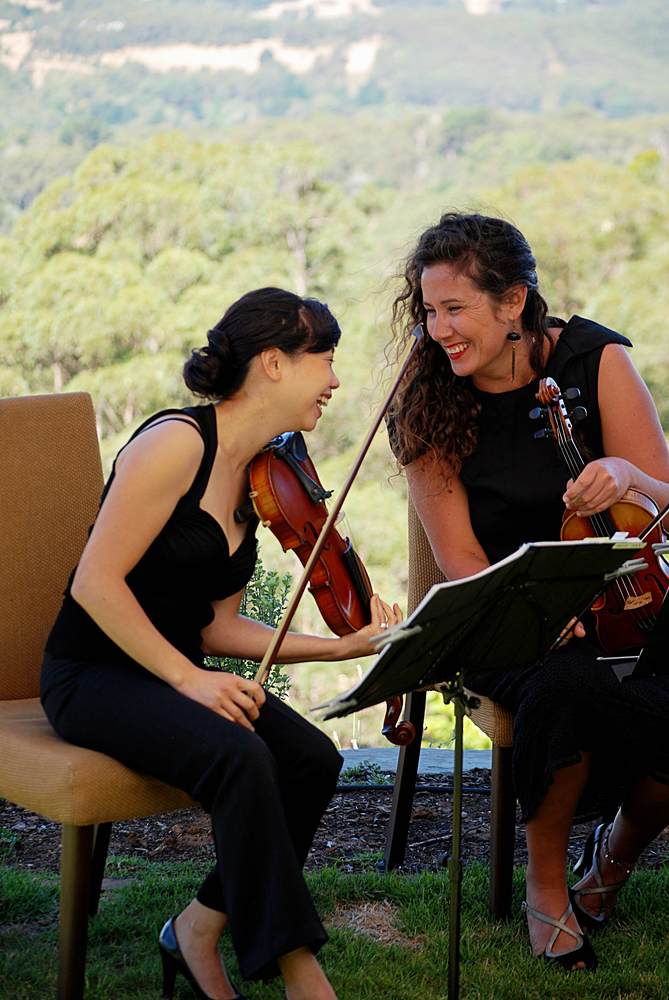 Interview with Amicus Strings - Ceremonies by Camille
