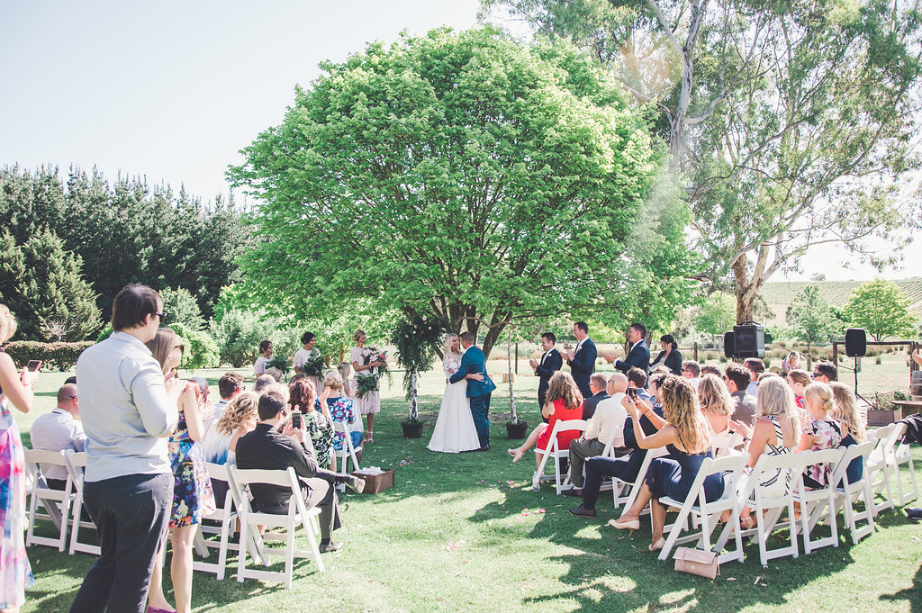 Sarah & Ricky - Ceremonies by Camille blog