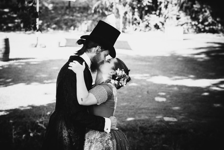 Kat & Matt - Ceremonies by Camille