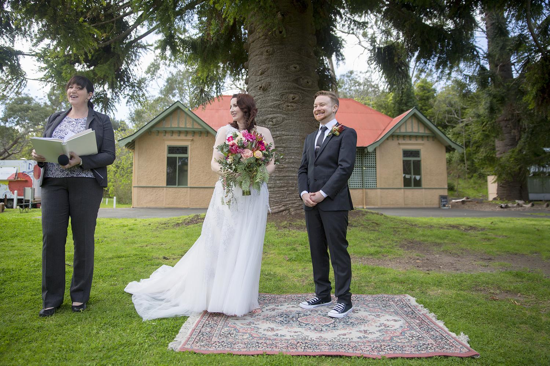 Ceremonies by Camille - Adelaide celebrant