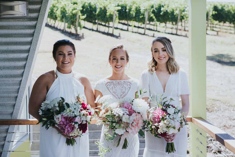 Adelaide hills wedding Camille Abbott