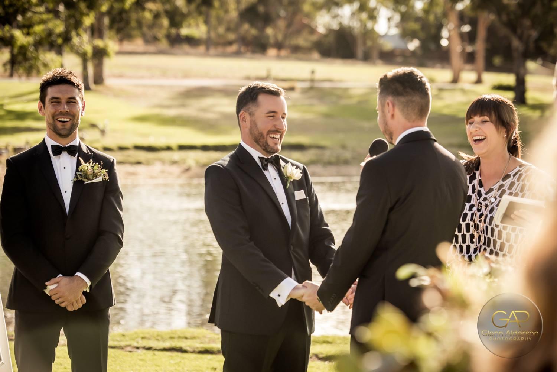 Chad and Gavin's Serafino wedding