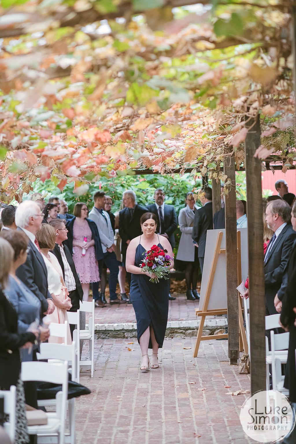 Adelaide wedding ceremony