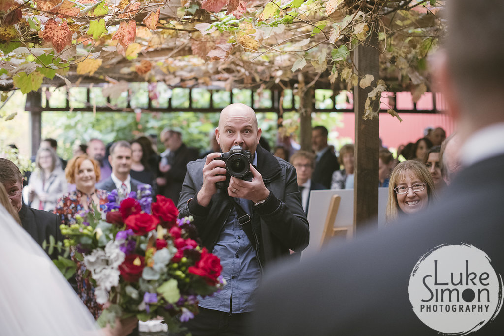 Mark Dohring wedding photographer