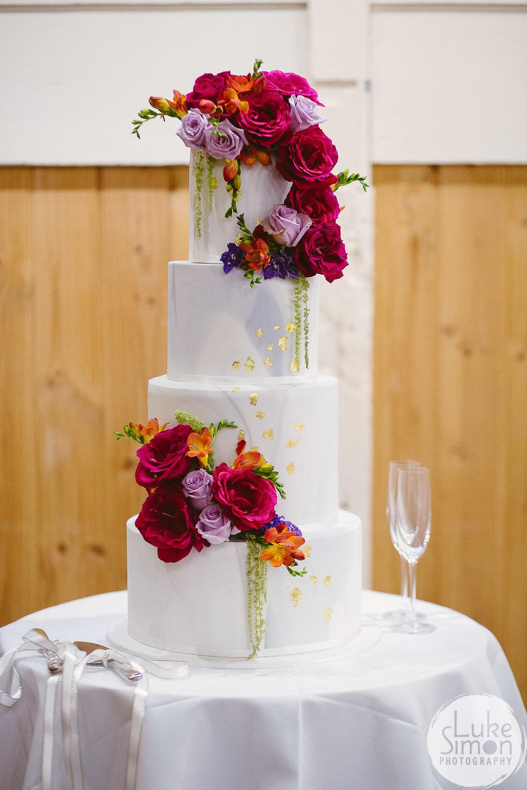 Adelaide wedding cake