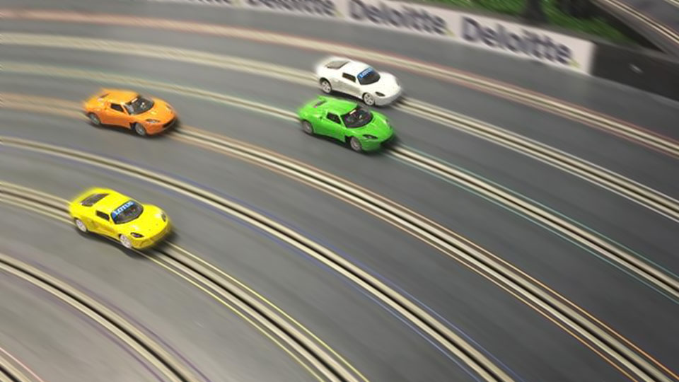 high speed cars