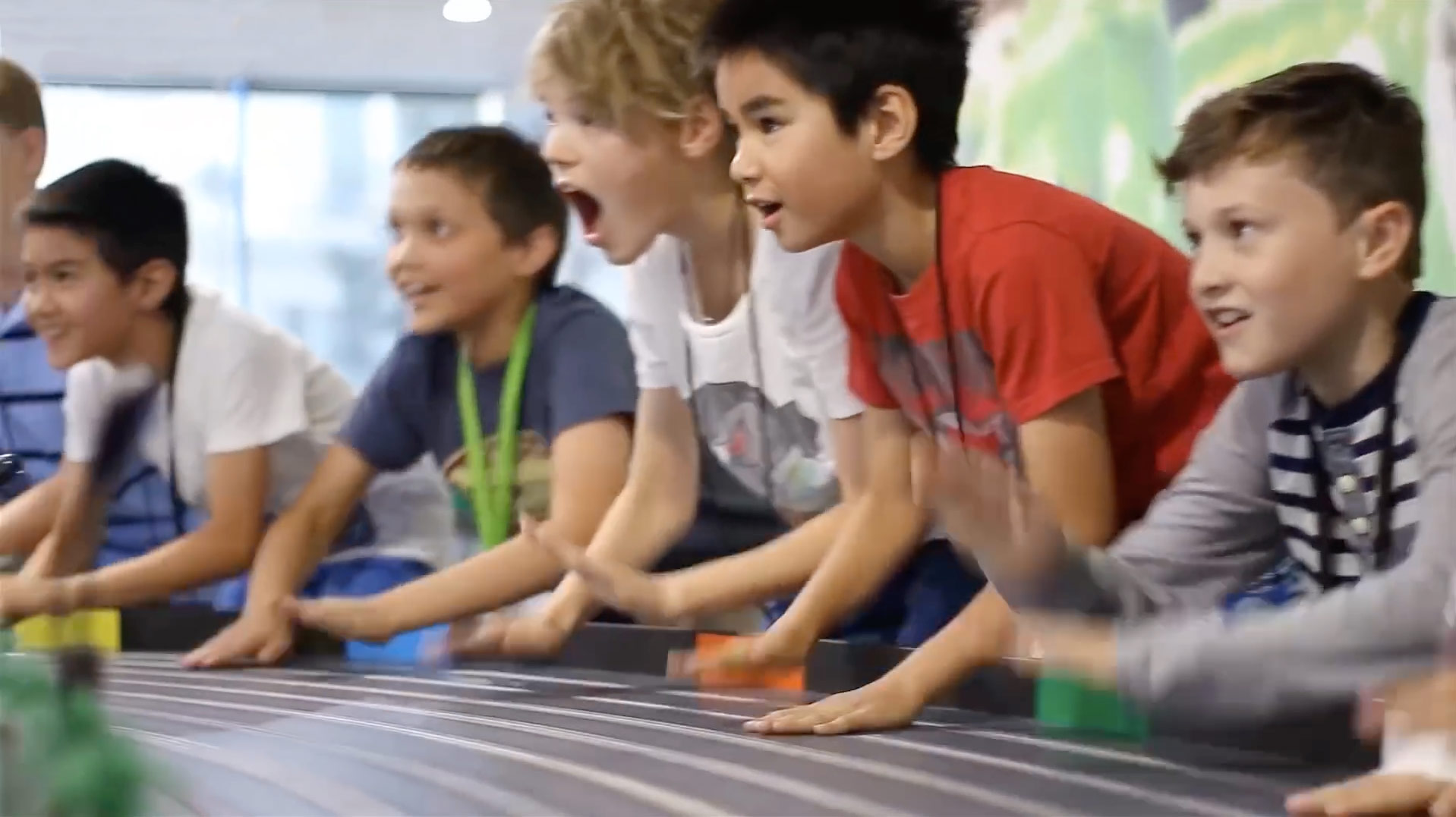 Race Party Boutique Slot Car Racing for All Ages in Melbourne