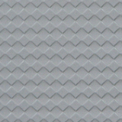 MET-7133RS Silver Lumina Diagonal Boxes