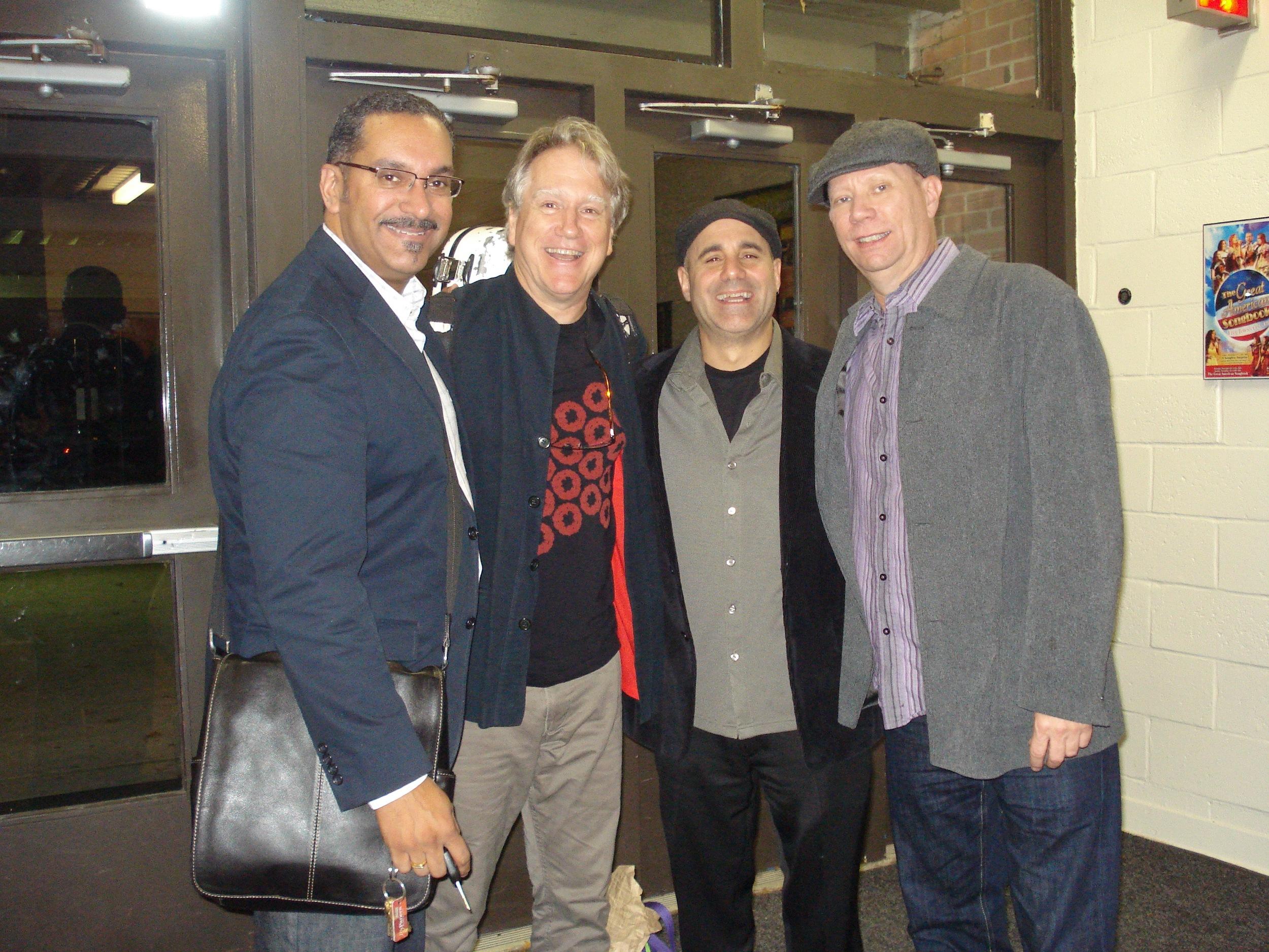 Ben Verdery, Tony Romano & Paul Bollenbach
