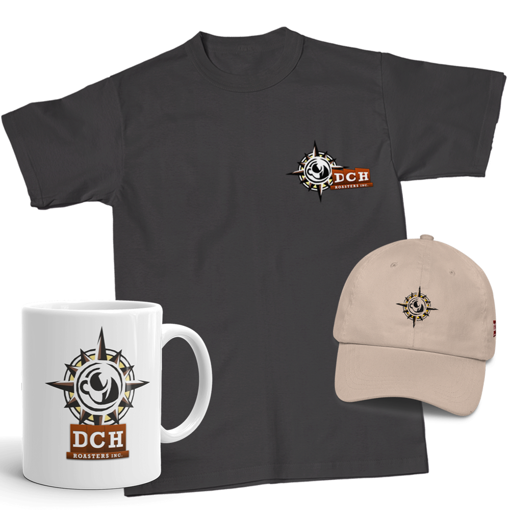 Shop DCH Roasters Merchandise