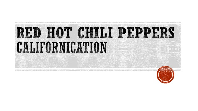 RED HOT CHILI PEPPERS - CALIFORNIACATION .jpg