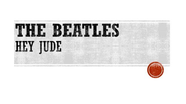 THE BEATLES - HEY JUDE.jpg
