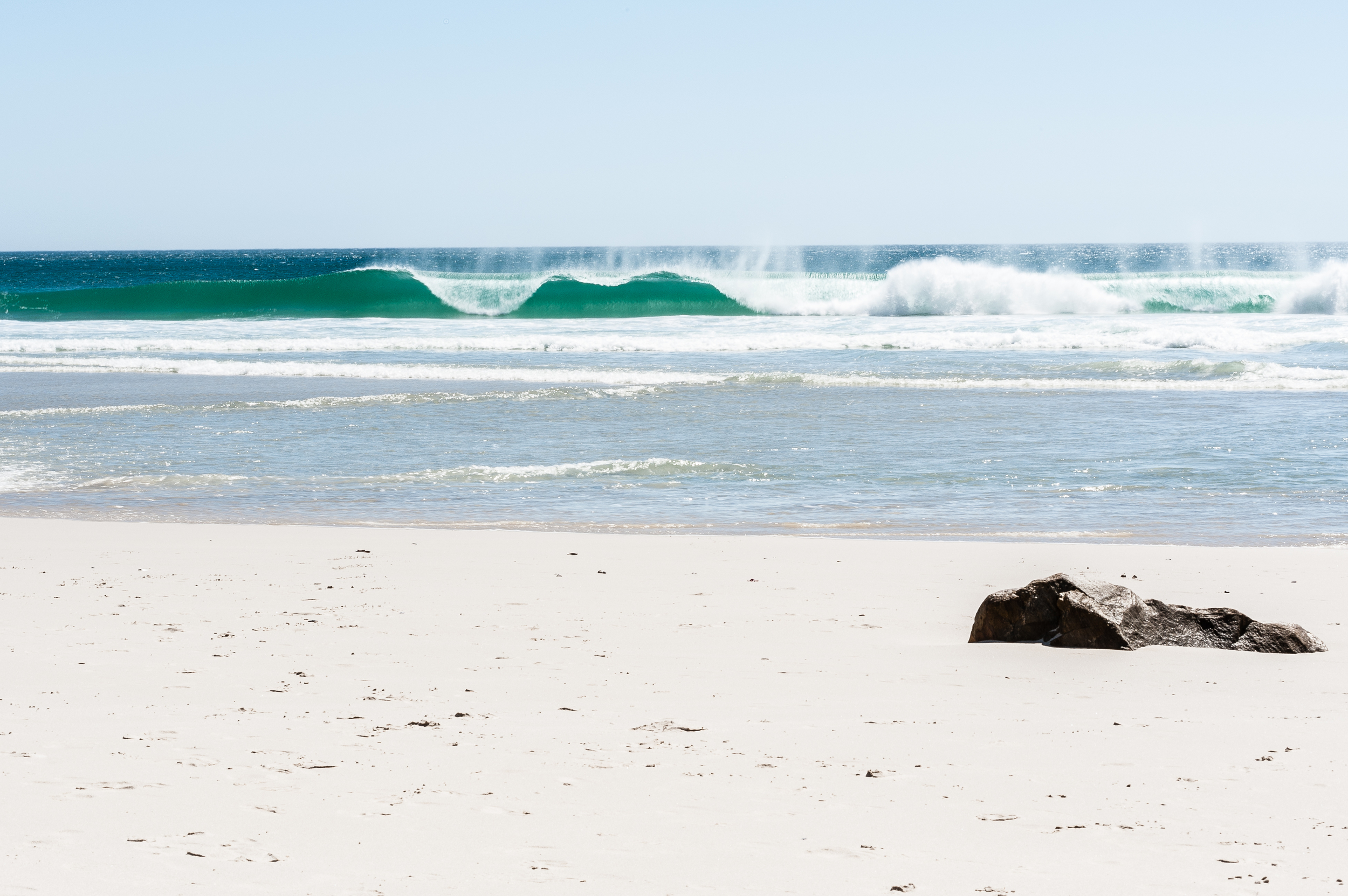 Perfect Wave, Llandudno Beach, South Africa