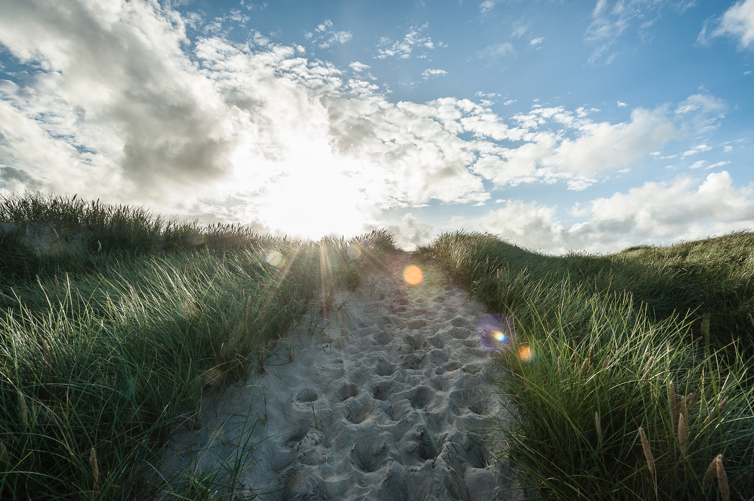 Way to the Sea, Sylt
