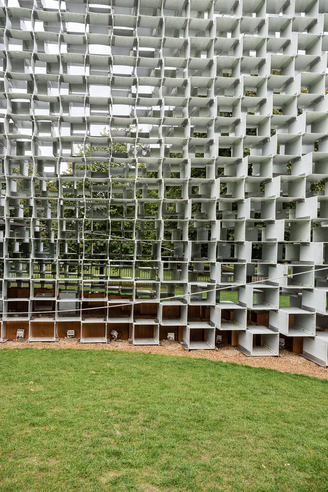 Serpentine pavilion II