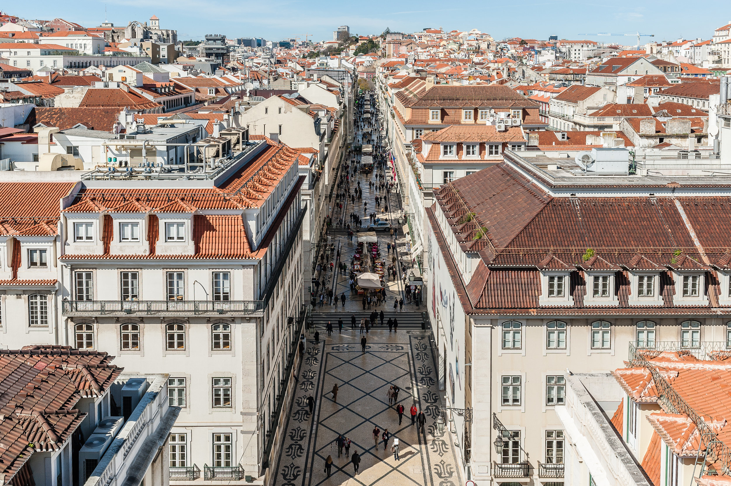 Cityscape, Lisbon