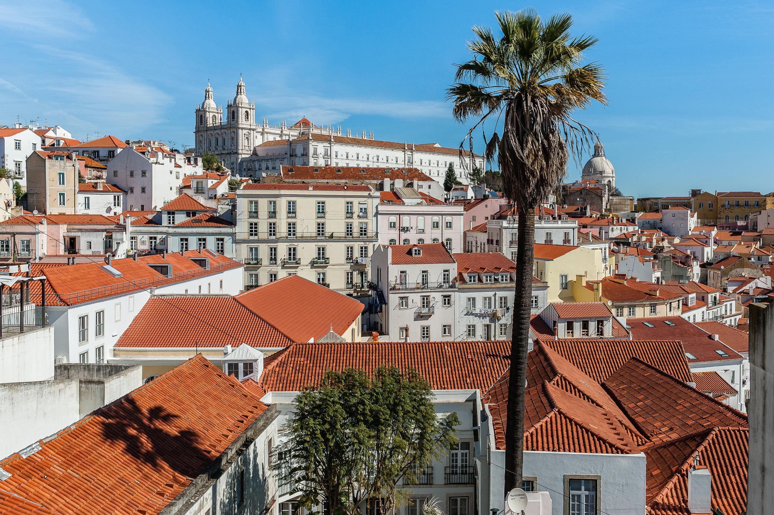 Classic Cityscape, Lisbon