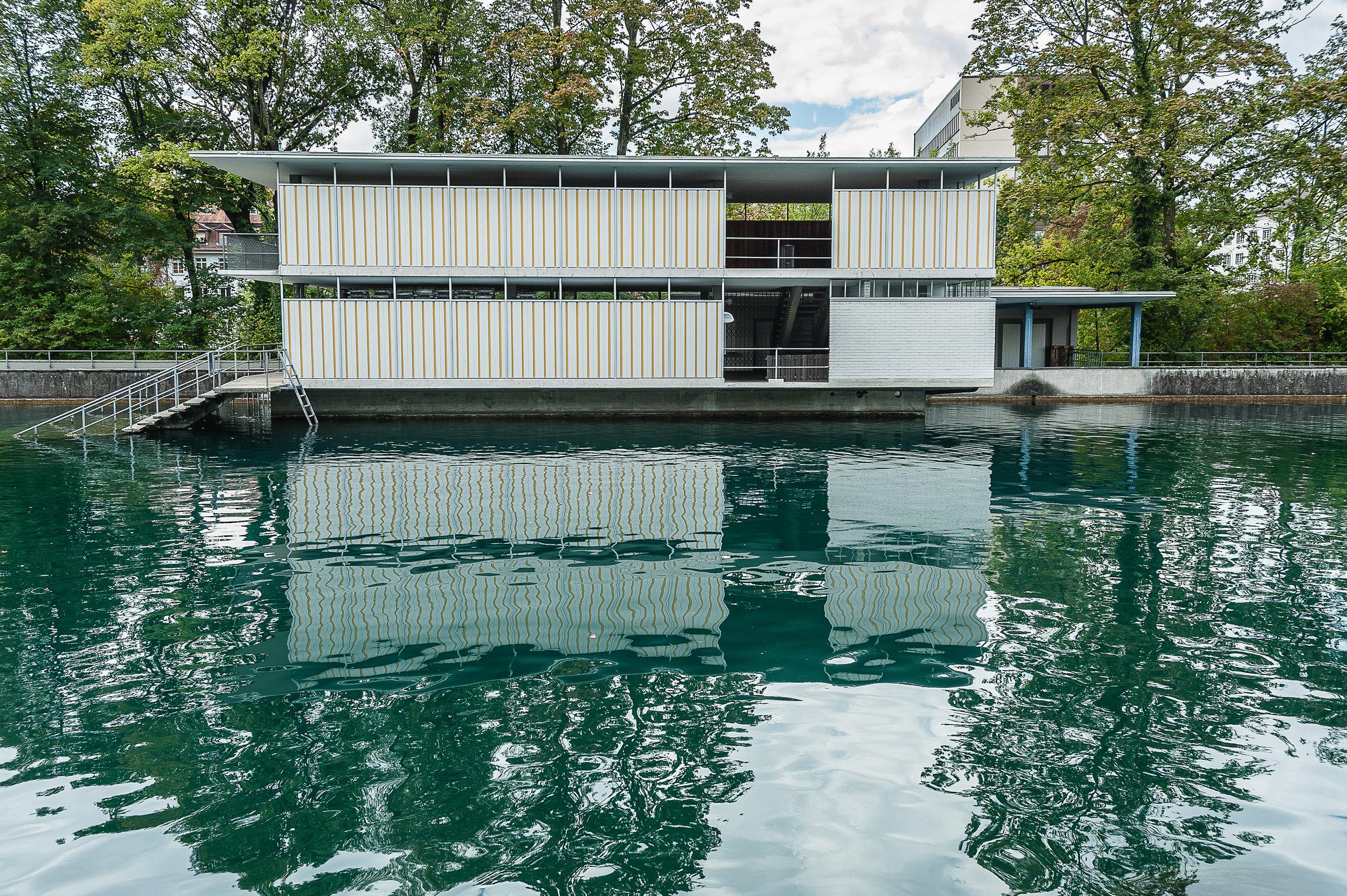 Swimming Bath, Zurich
