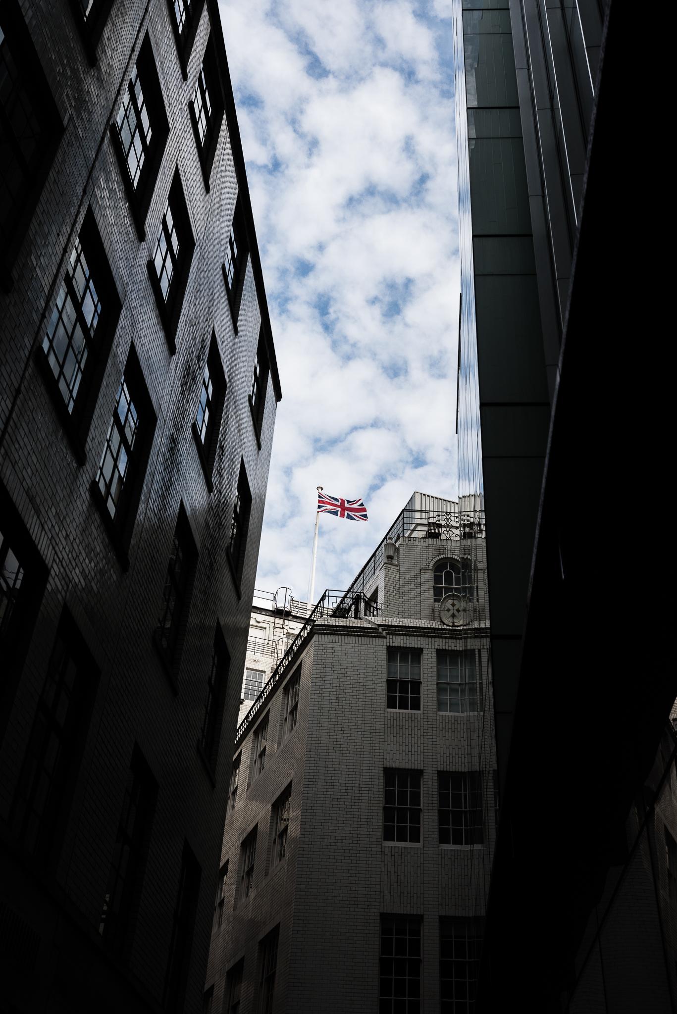 Union Jack, London