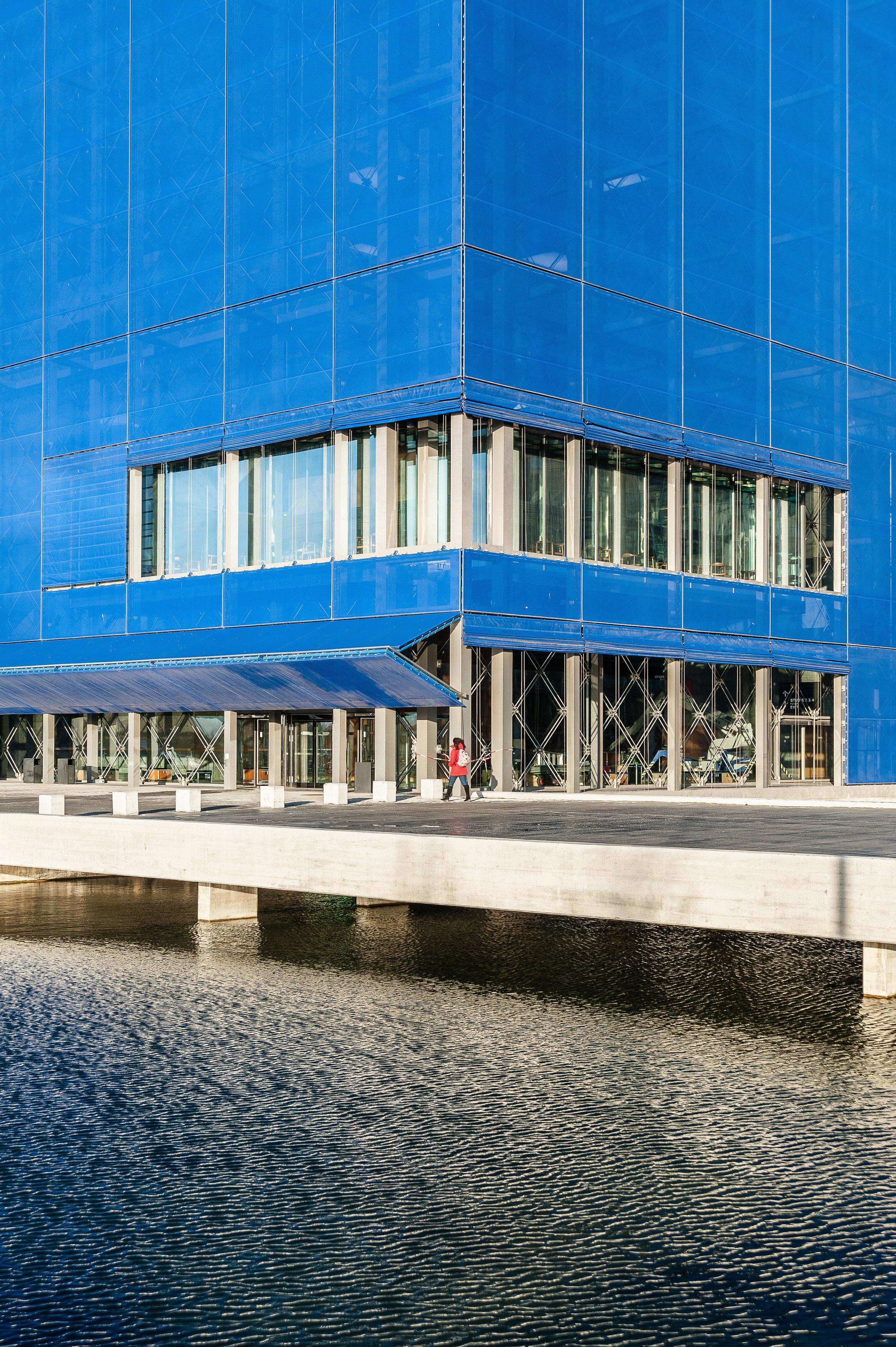 Blue vs. Red, Copenhagen