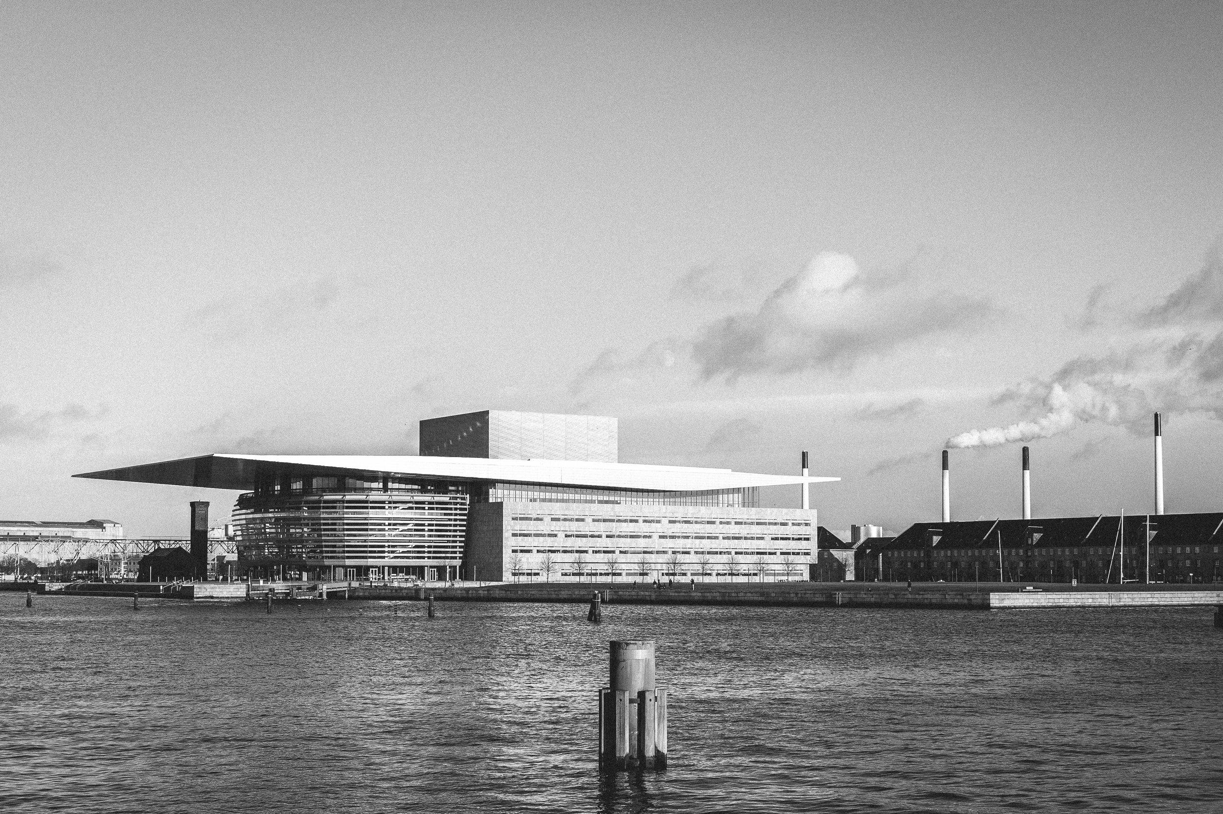 Opera, Copenhagen