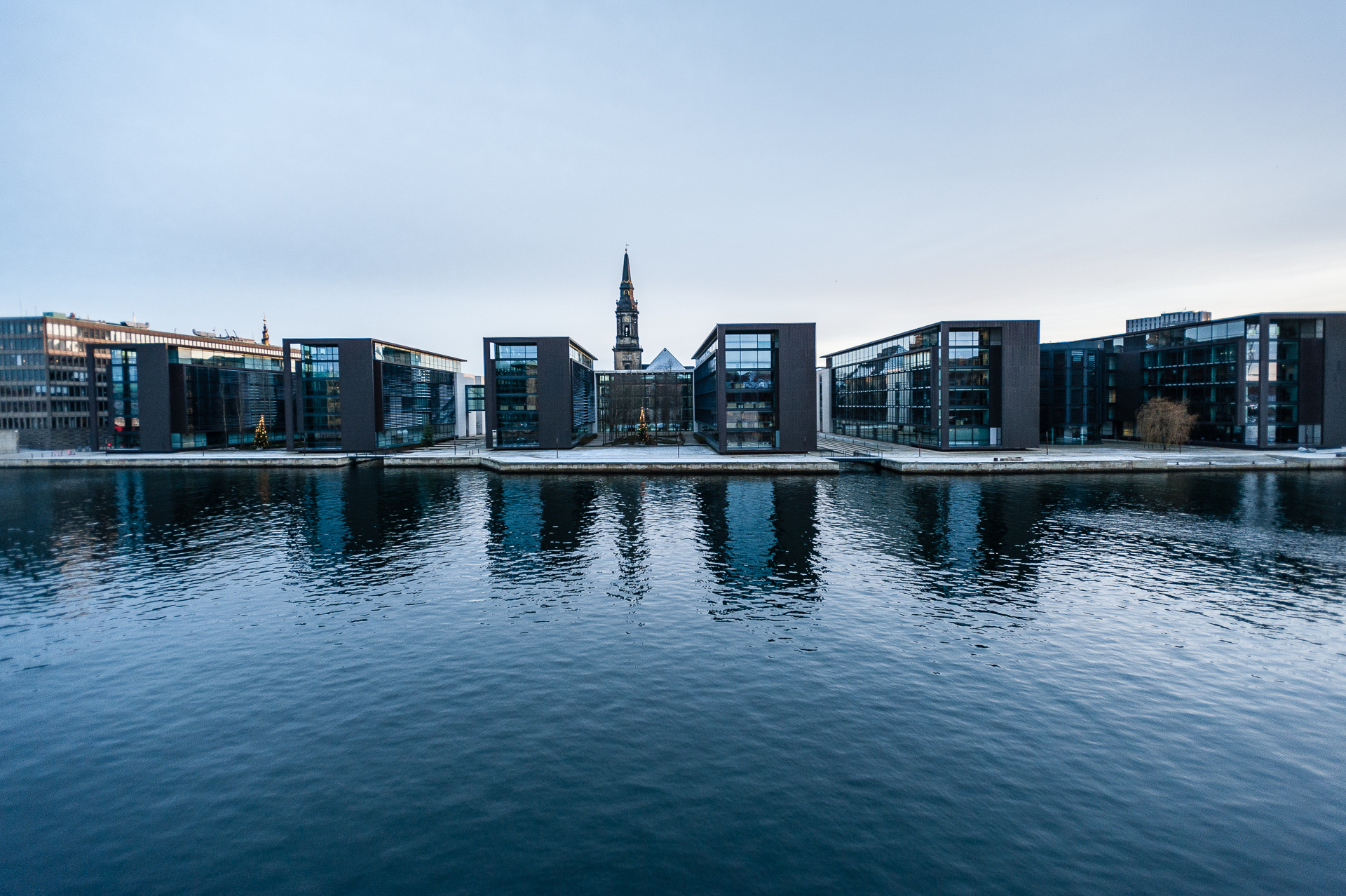 Cityscape, Copenhagen