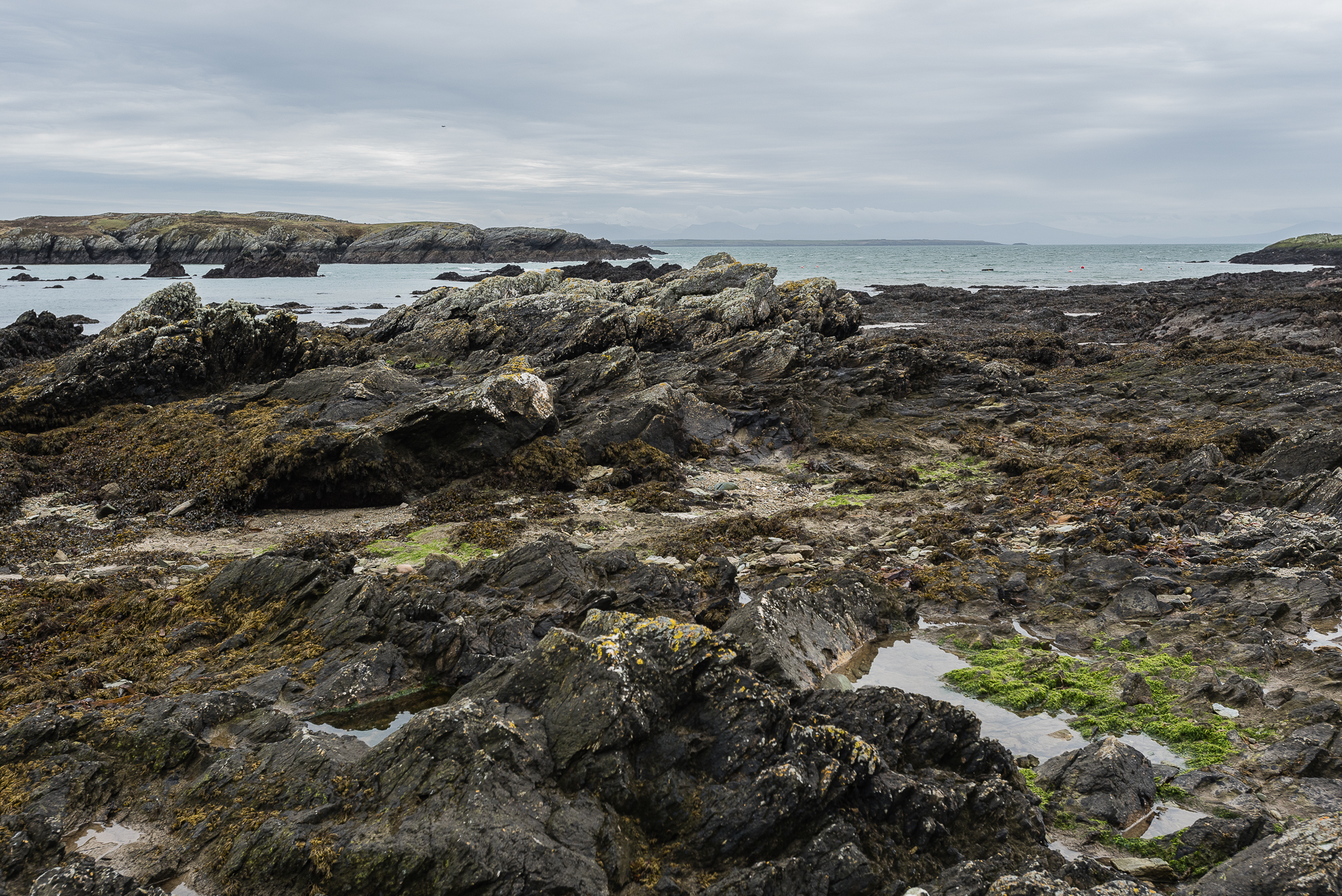 Seascape, Wales