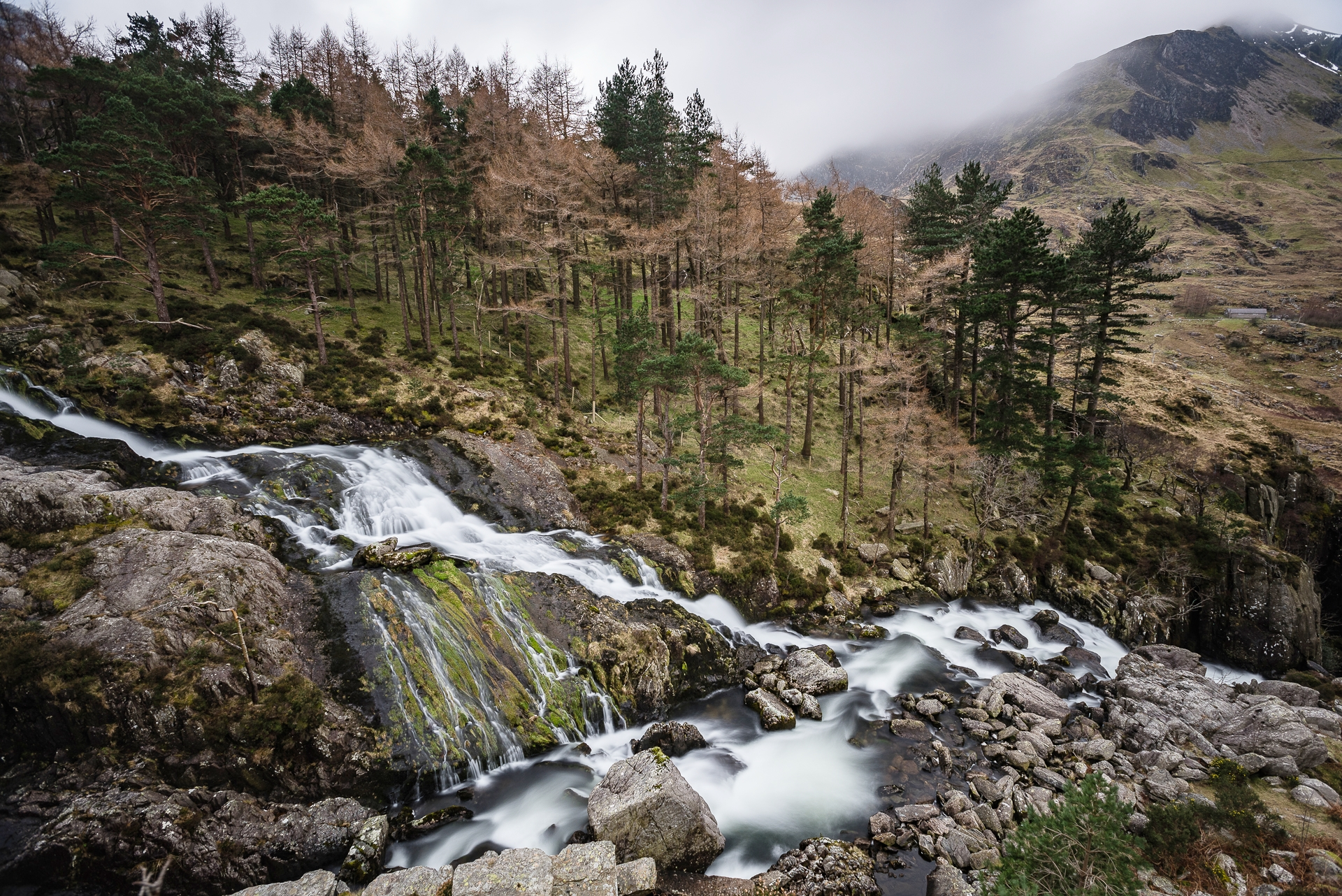 Water, Snowdonia, Wales