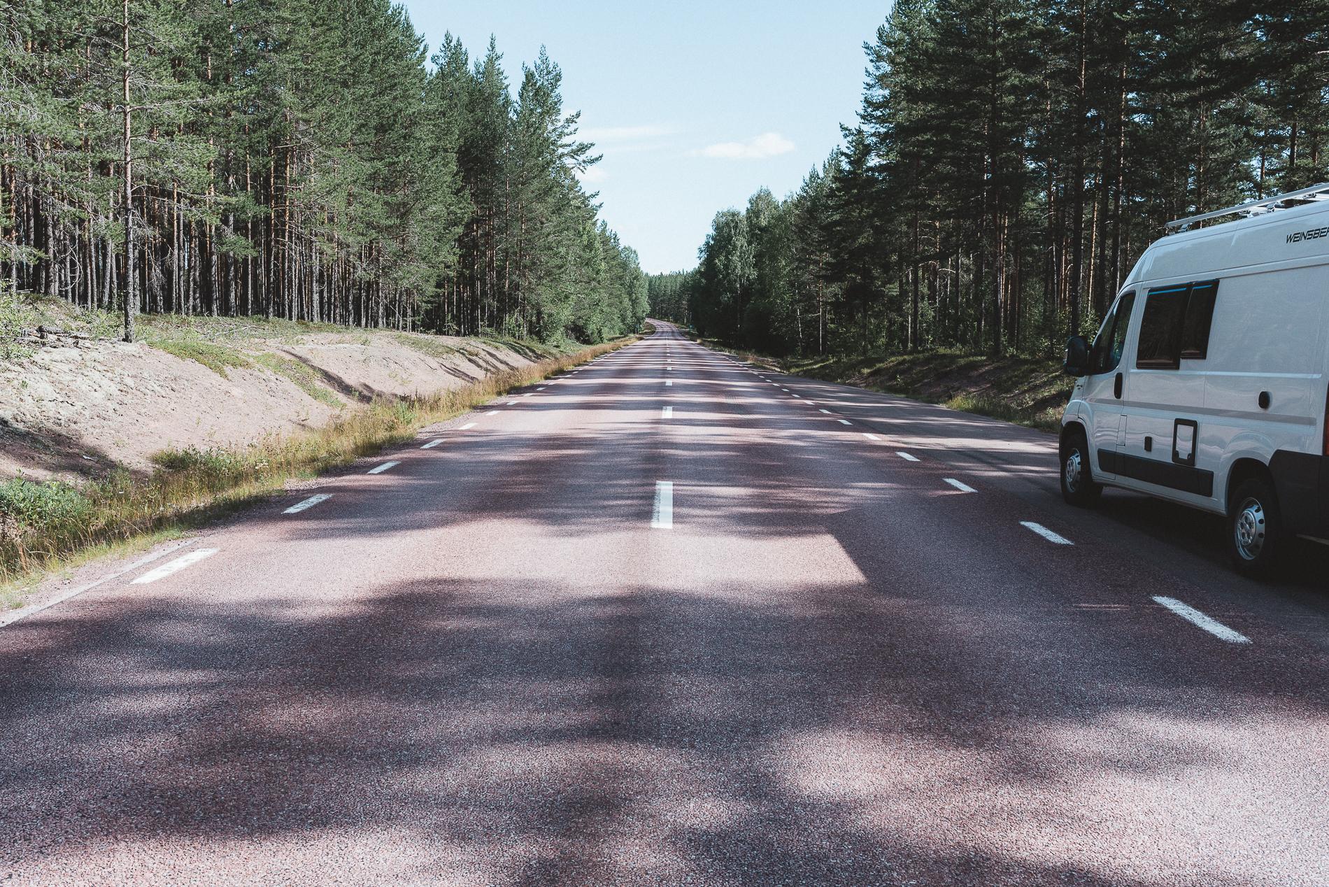 Somewhere, Sweden