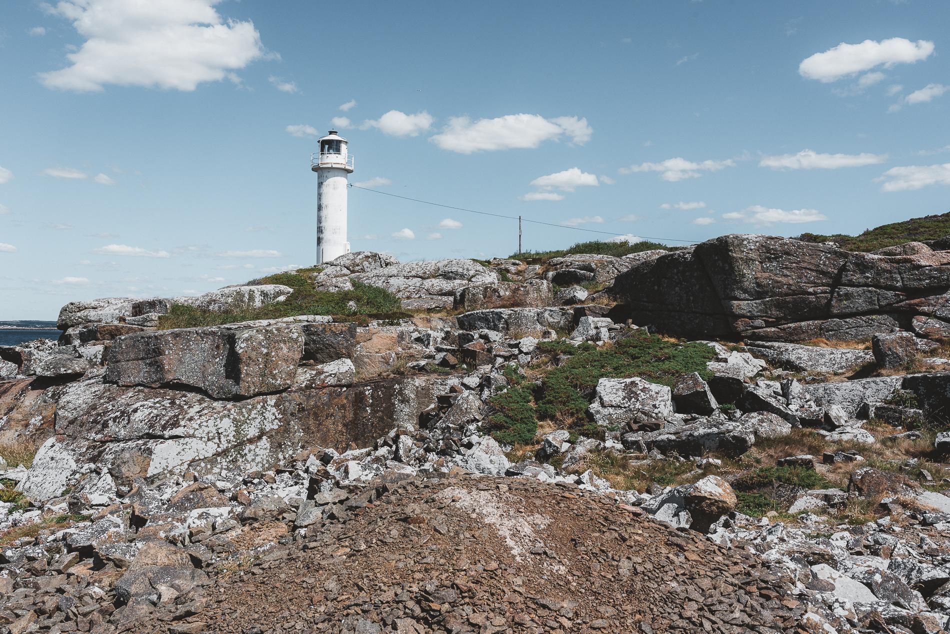 Lighthouse ,Varberg, Sweden