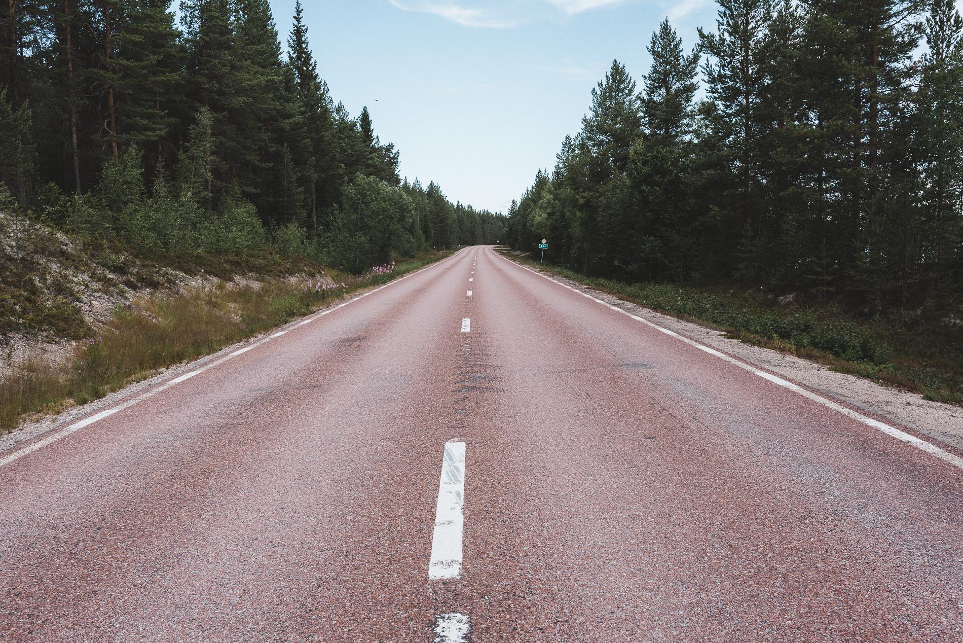 Endless Road, Sweden