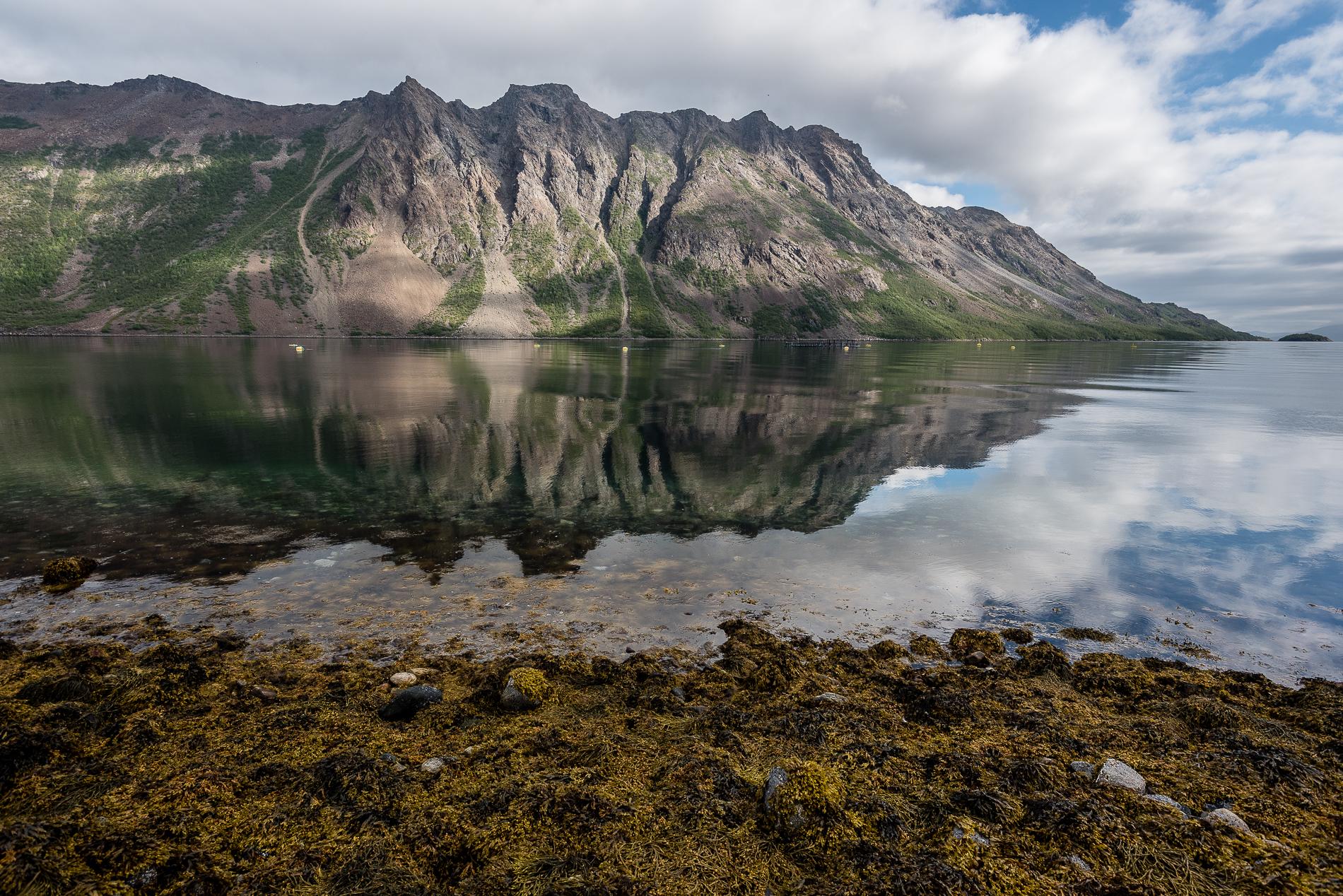 Langfjorden, Norway