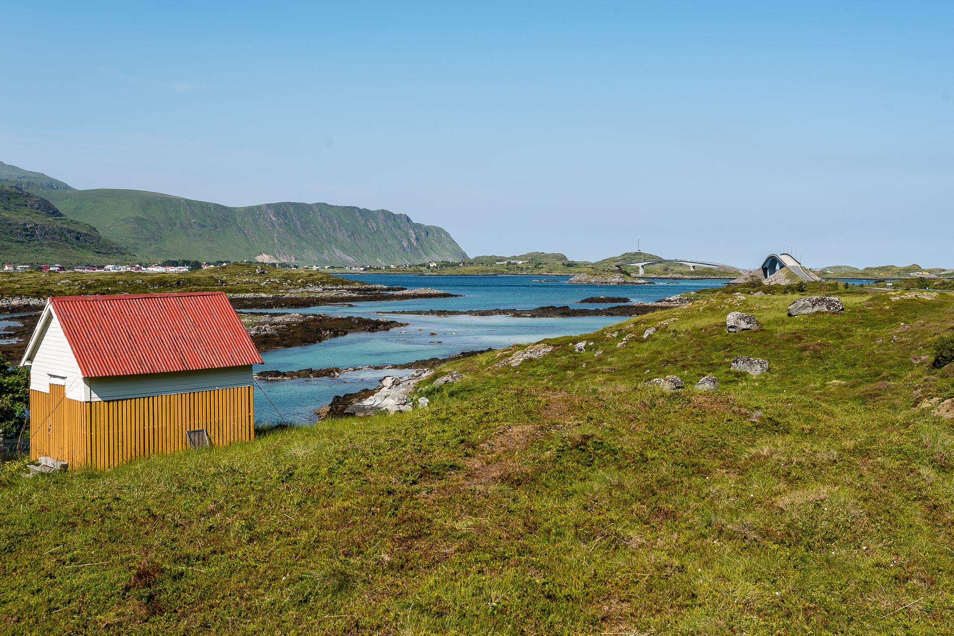 This is not the Atlantic Way, Norway