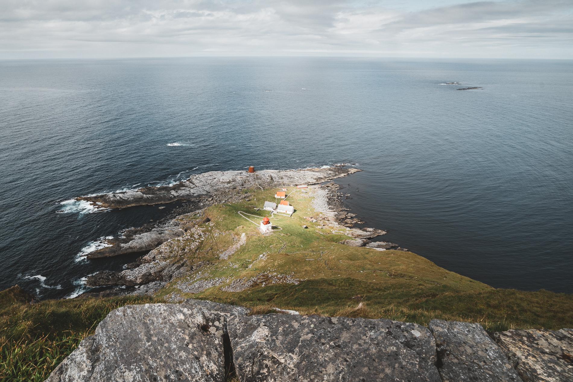 Lighthouse, Runde Norway
