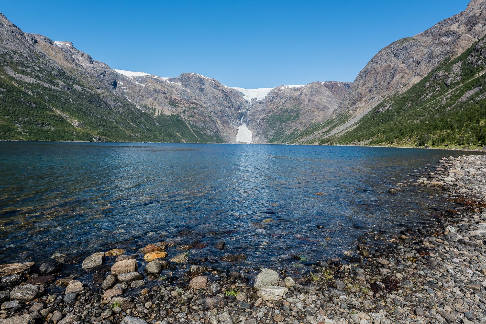 Oxfjordjokelen Hike, Norway