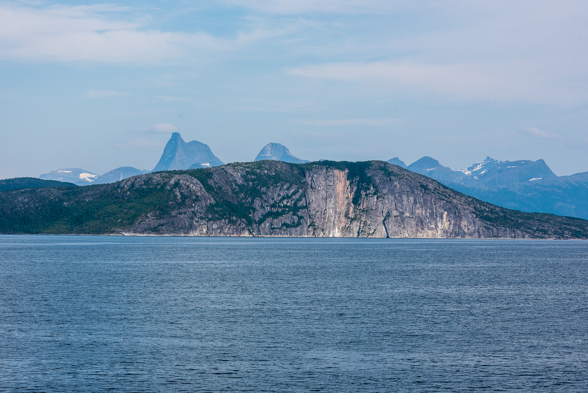 Fjord Ferry from Lofoten to Bognes
