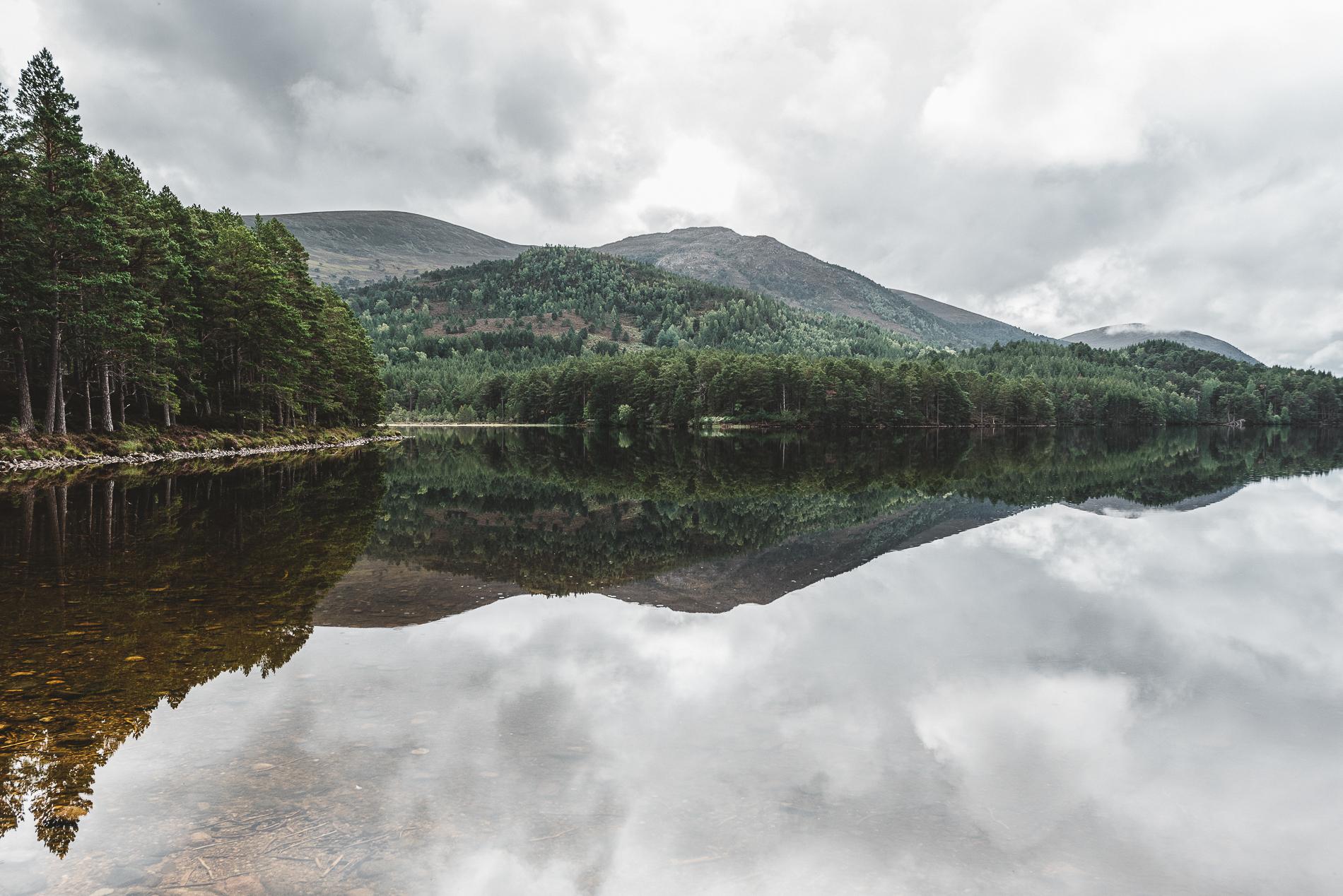 Loch an Eilein, Scotland