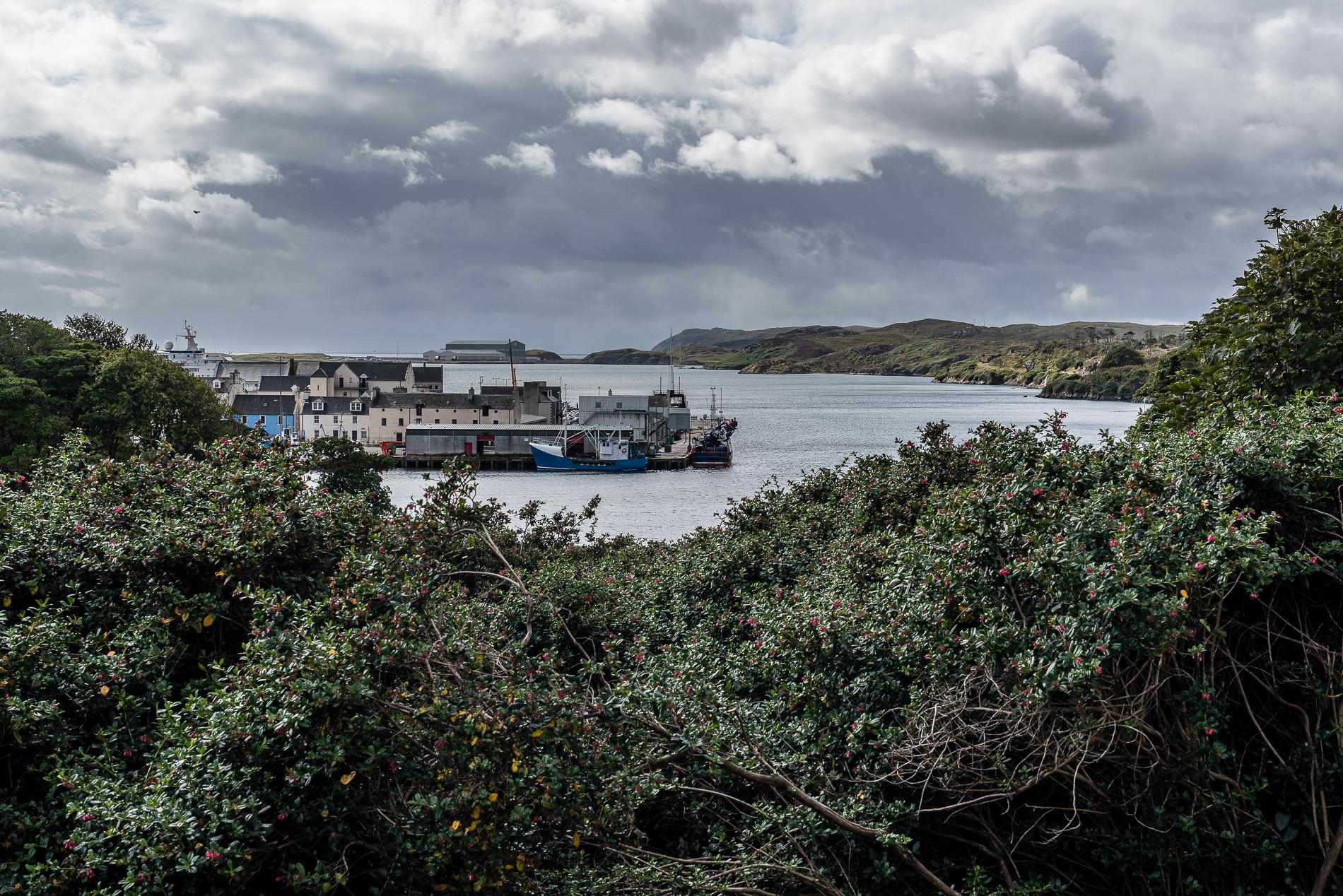Stornoway, Outer Hebrides, Scotland